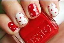 Girly Girls - Nails, Makeup, Skin, Feet, Things To Know / by Nanette Johnson