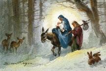 Christmas / by Marjorie Pepmeier