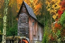 Cottages / by Marjorie Pepmeier