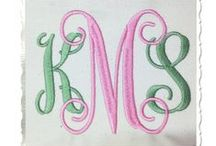Embroidery designs / by Kenna Sparks