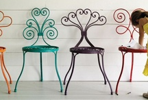 I love furniture / by Living Fresh Flower Studio and School