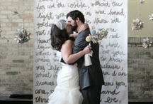 Wedding Ceremonies / The most meaningful and beautiful part of binding two people together!  / by Stephanie Trecha