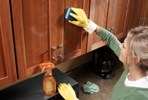 Organizing and Cleaning / Organizing and Cleaning the home and your life. / by Nolie