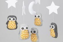 Nursery & Kids Room Inspiration   / Inspiration for a gender neutral nursery / by Stephanie Trecha