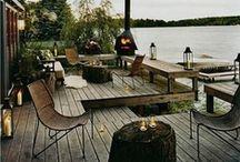 Decks and Porches / by Laura Allard