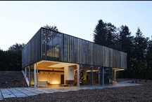 Architecture / #architecture #arquitetura #house #casa #building #edificio #construcao #construction #edificacao #urban / by Rafael T. Pimentel