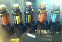 Nature's Medicine Chest: Essential Oils / Being uber sensitive to synthetic scents has led me to a 30 year love affair with essential oils. Certified Therapeutic Grade oils are my favorite: http://www.mydoterra.com/plainjaneoils/ / by Laura Allard