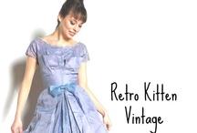 Vintage Fashion / by Sara Doane