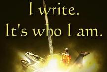 Writing / by Linda Mooney
