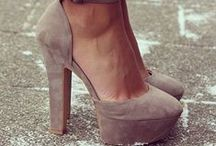 Shoes / by Morgan Nathan