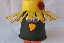 HomeSchooling: Preschool  Ideas / by Carrie M.
