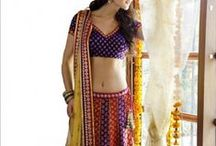For the Bridemaids | Bridal Wear | Indian Wedding Wear / Indian weddings are a mainstay in the social calendar of the whole community, weddings are filled with rituals and celebrations that continue for several days as the season proceeds we present to you our highly curated wedding collection featuring the top end Bridal Wear, Groom Attire and wedding wear for Family and Guests. / by Exclusively In