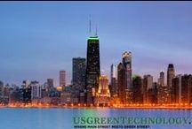 U.S. Green Technology | Community Board / U.S. Green Technology is a green content aggregator and news blog that provides perspective on green technology and sustainability. / by John Courtney
