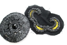 Fabric ART - Crazy Quilting Embellishments / by Urban Renewal