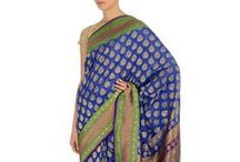Traditional Indian Saris / by Exclusively In