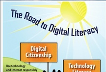 """Digital Literacy / These are Digital Literacy rePins from my """"Teaching with Technology"""" board • They are for students and teachers to learn digital literacy • Follow me @drkassorla on Twitter! / by Michelle Yael Kassorla"""