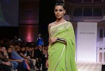 Anita Dongre | Shop Now / Designer, par excellence Anita Dongre has been at the forefront of the Indian fashion scene for over 20 years Anita's inimitable creations have graced award shows, global red carpets international catwalks and the pages of many a glossies. Shop Now> http://goo.gl/aAjPhF / by Exclusively In