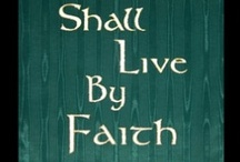 My Faith / Is in God....and his son, Jesus Christ / by Shelley Turner Baker