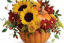 Floral Arrangements / by Theresa
