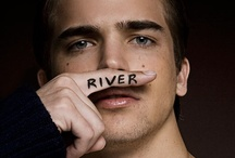 River Viiperi / River Viiperi, another current IT boy in the modeling industry, I love his look and everything else about him. / by Simone DeKadt