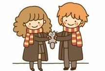 Harry Potter / by Aggie's (Aggie Niven)