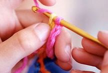 Crochet/Knitting / by Jennifer Laws