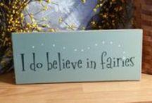 Fairies & Fantasies / by Barbara Chapman