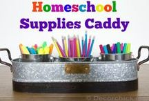 Homeschool and Education Ideas / by Decorchick!®