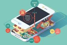 Cool infographics / by Petter Ordosgoitia