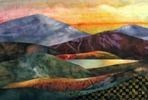 quilts - landscapes / by Beth Lane