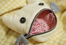 Sewing Ideas / by Sarah Ozzello