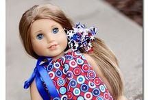 American Girl Doll / by Michelle Edwards
