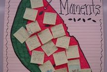 Literacy-Anchor Charts / by Janice Anderson