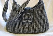 Upcycled Bags to Sew / by PatternPile.com