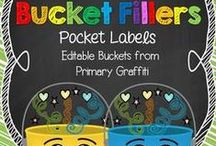 Be a Bucket-filler / by Janice Anderson