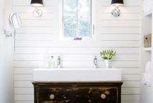 Bathrooms / by Joanna Gaines The Magnolia Mom