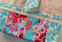 Aggie Ray Designs Handbag Patterns - Sponsored Board / PDF sewing patterns for handbags by Aggie Ray Designs at PatternPile.com / by PatternPile.com