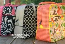 Weekender Bags to Sew / by PatternPile.com