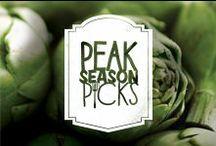 Peak Season Pick: Artichokes / by Lucky Supermarkets