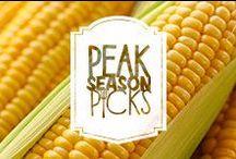 Peak Season Pick: Corn / by Lucky Supermarkets