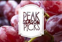 Peak Season Pick: Grapes / by Lucky Supermarkets