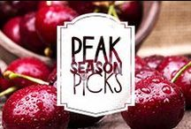 Peak Season Picks: Cherries / by Lucky Supermarkets