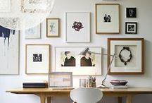 Frames, Mirrors & Wall decor / by Brooke Willis