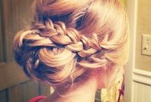 hairdo / by Emily Beringer
