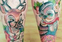 Tattoos / by Michelle Verryt