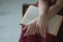 Only one chapter, I promise. / by Maja Kołodziejska