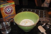 DIY recipes and cleaning tips / by Carolyn Reed Cate