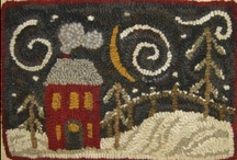 a rUg hOOk sEaSoNaL / by Mary K