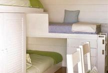 bedrooms / by Kellie Buckner
