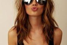 omg, cute hair! / by Brianna Hoefer